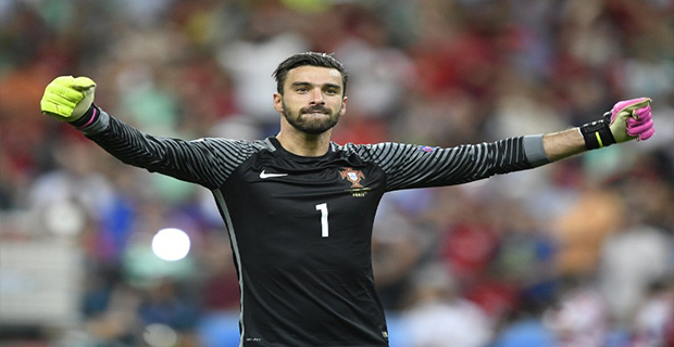 Rui Patricio Menjadi Man Of The Match di Final Piala Eropa 2016