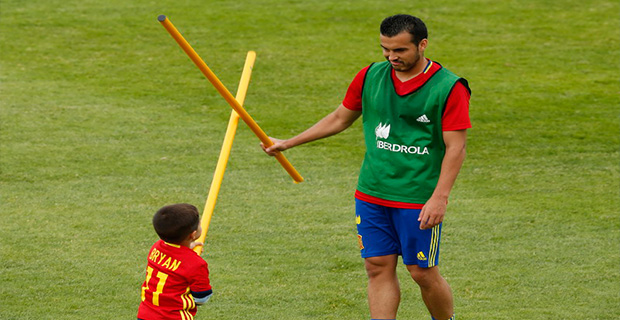 Vicente Del Bosque Tidak Akan Menghukum Pedro