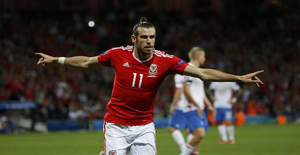 Bale menjadi Pemain yang Paling Mengancam di Fase Grup Piala Eropa 2016