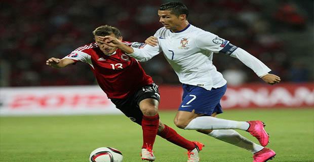 Perjalanan Portugal di Piala Eropa 2016 Menjadi Mudah Bersama Ronaldo