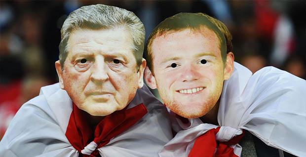Rooney Menginginkan Hodgson Untuk Tetap Melatih Inggris