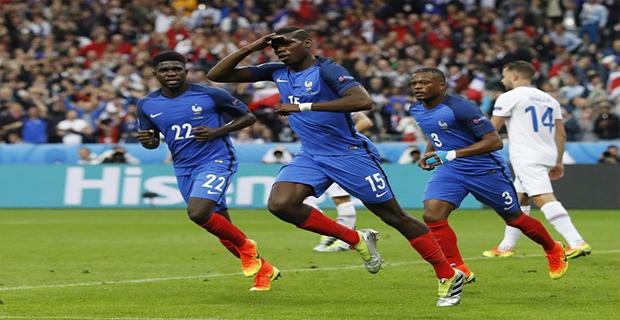 Prancis Akan Bertemu Jerman di Semifinal Setelah Berhasil Menang 5-2 Atas Islandia
