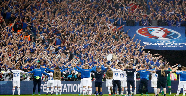 Pelatih Dari Timnas Islandia Mengapresiasi Dukungan Viking
