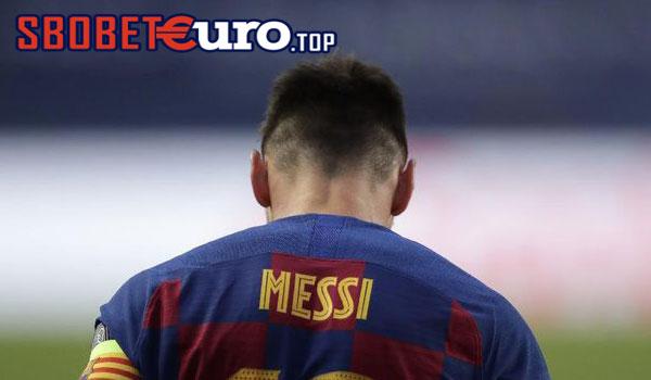 Ayah Messi Ada di Manchester, Kabarnya Dikontak MU