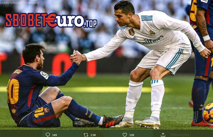3 Gol Lagi, Messi Gusur Ronaldo dari Raja Penalti Liga Champions