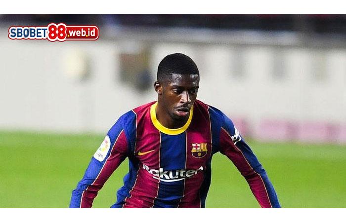 Ousmane Dembele dan Banyaknya Cicilan Barcelona ke Dortmund