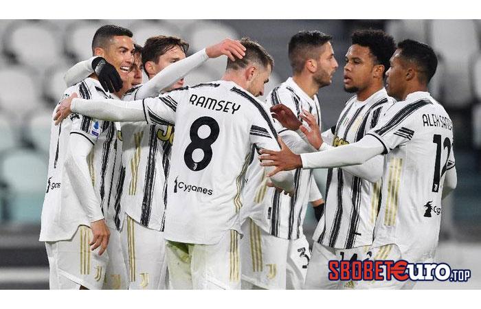'Juventus Selalu Berhasrat Rebut Scudetto'